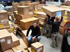 Houten heeft primeur met slim plan voor pakketbezorging: 'Drie keer per dag een bestelbusje in de straat is niet meer van deze tijd'