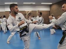 Taekwondoka Mahassen: van 'bokszak' naar groot talent