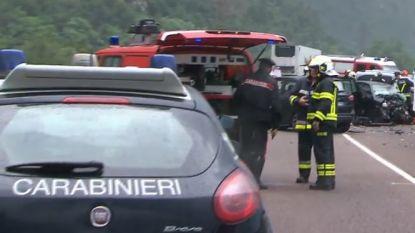 Belg (43) omgekomen bij frontale crash in Italië, echtgenote (42) zwaargewond