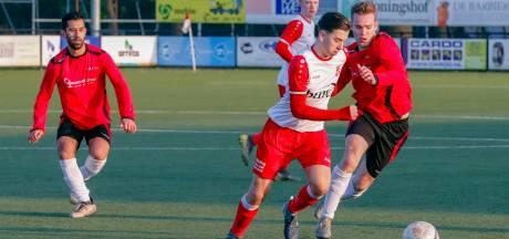 Vreugde in Nuenen, hartzeer bij EFC en ZSV: 'Ze pakken even 41 punten van je af'