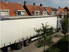Vrachtwagens in Baardwijk? 'De boa's hebben nog nooit een overtreding gezien'