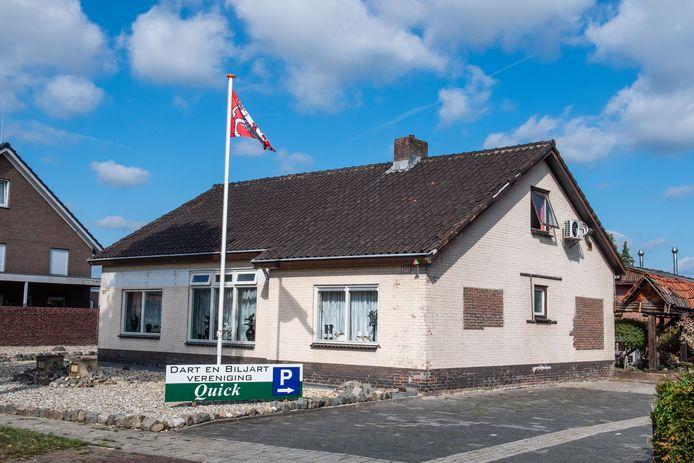 Richard Quick en de gemeente troffen elkaar vrijdag bij de Raad van State over de slepende kwestie rond het cateringbedrijf Broodje bij de Brug in Aadorp.