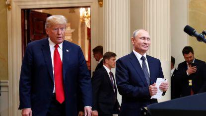 Inlichtingenbaas VS niet op de hoogte van wat Trump en Poetin elkaar hebben verteld