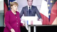 Merkel vreest voor de toekomst van Europa