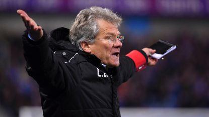 """Laszlo Bölöni en Antwerp kunnen het zondag afmaken: """"Druk ligt bij ons"""""""