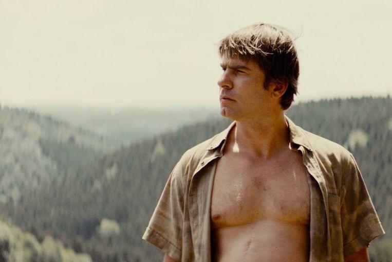 Kevin Janssens in 'De Patrick'.