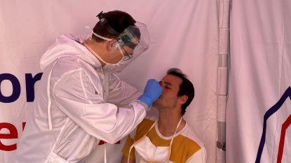 OVERZICHT. Gemiddeld nog 82 besmettingen met coronavirus per dag, trends blijven dalen