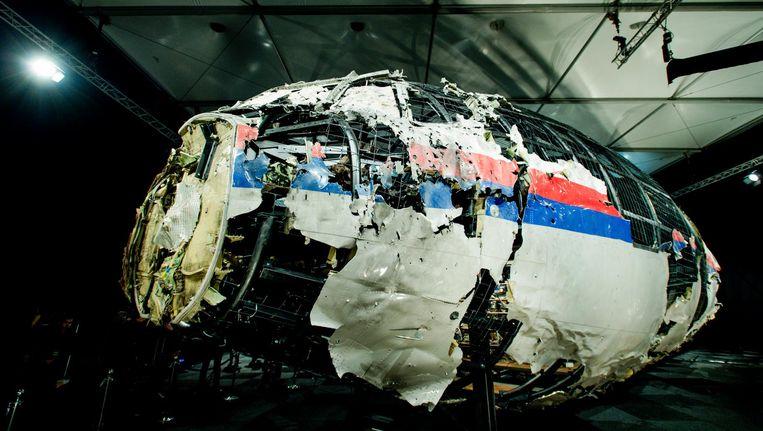 Op vier van de vijf gewraakte berichten valt feitelijk weinig af te dingen. Zo meldde De Gelderlander dat de Buk-raketfabrikant de conclusies van het MH17-onderzoek niet deelt, een juiste weergave van wat is gezegd. Beeld anp