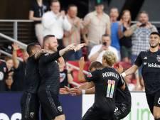 Rooney scoort nu ook in MLS vanaf eigen helft