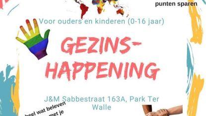 Stad Menen organiseert gezinshappening met tal van activiteiten
