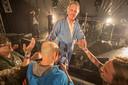 Bob Fosko werd warm onthaald door het publiek op Klomppop.