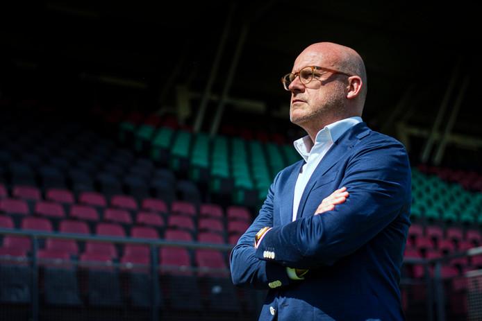 Wilco van Schaik, directeur van NEC.