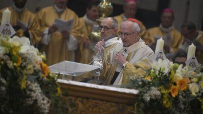 Kardinaal Jozef De Kesel tijdelijk afwezig wegens ziekte