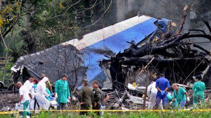Een week na de vliegtuigcrash in Havana: dodentol loopt op tot 112