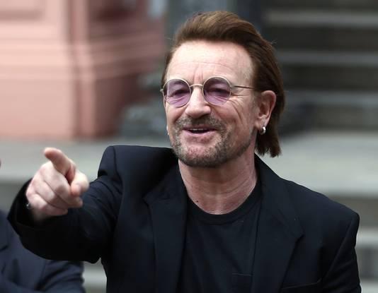 Zanger Bono.