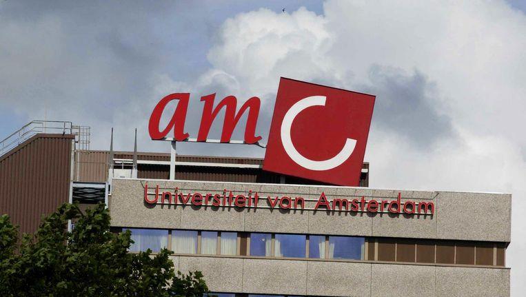 Het AMC in Amsterdam. Beeld anp