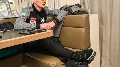 Voormalig wereldkampioen Stefan Everts speelt opnieuw anderhalve teen kwijt