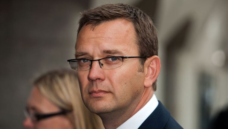 Andy Coulson Beeld afp