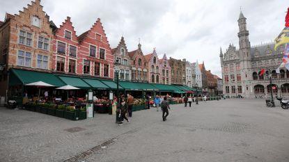 Brugge en omstreken urenlang in het donker door technisch defect aan straatverlichting