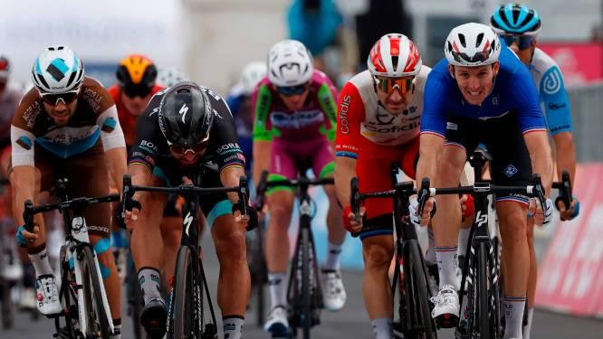 Démare klopt Sagan met een halve banddikte in Villafranca, Almeida verstevigt leiderstrui
