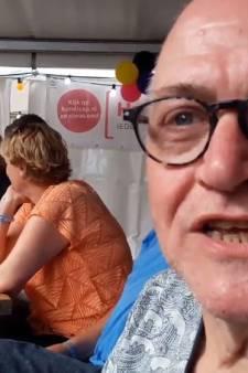 Marcel (63) uit Tubbergen ondanks dwarslaesie toch naar de Zwarte Cross