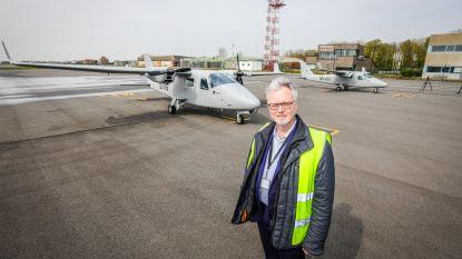 'Pionier van de landmeterij' brengt met vliegtuigen en uiterst precieze camera de hele Benelux in kaart