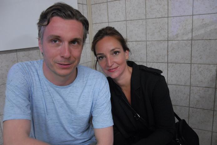 Rolf van Boxmeer en Tessa Peters van Rezone