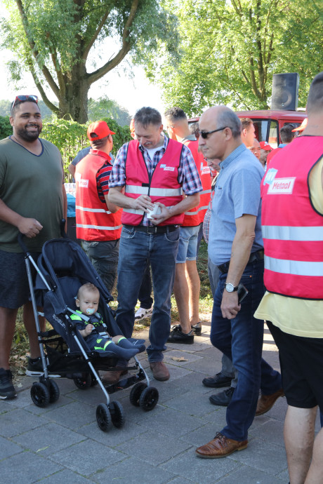DAF: vrijwillig overwerk na stakingen