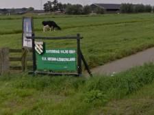 Provincie: Bord van vv Nieuw-Lekkerland voldeed niet aan voorschriften