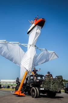 Hoeksche Waarders naar festival Zwarte Cross in de Achterhoek: 'Een soort carnaval'