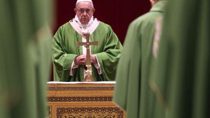 VIDEO. Paus belooft einde van doofpotaffaires rond seksueel misbruik in de Kerk