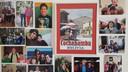 Op de kamer van pater Theo Raaijmakers in Oosterbeek herinneren foto's hem aan zijn mensen 'thuis' in Bolivia