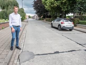 """Stad pakt heraanleg Heurnestraat grondiger aan dan voorzien: """"We maken de weg op vraag van bewoners ook verkeersveiliger"""""""