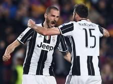 Bonucci: Iedereen is bang voor Juventus