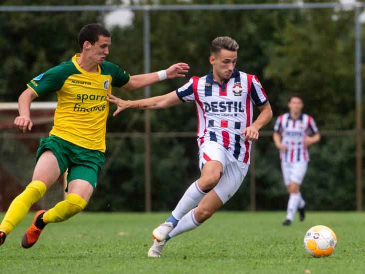 Avdijaj is fit bij Willem II, Branderhorst is terug
