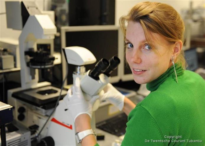 De vruchtbaarheidschip van nanotechnologie-wetenschapper Loes Segerink levert haar misschien wel de titel Wetenschapstalent 2016 op