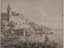 Vandaag 223 jaar geleden: Sloop van de Valkhofburcht