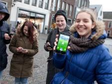 Allemaal Pokémon GO-spelers zaterdag in Woerden: dit is waarom