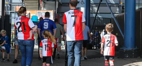 Open Dag Feyenoord in beeld