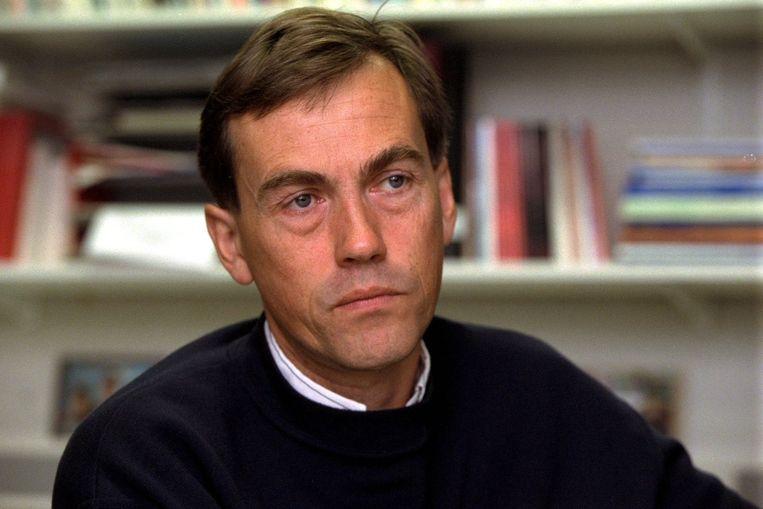 Prof. Frank Miedema, hoogleraar immunologie AMC Beeld anp
