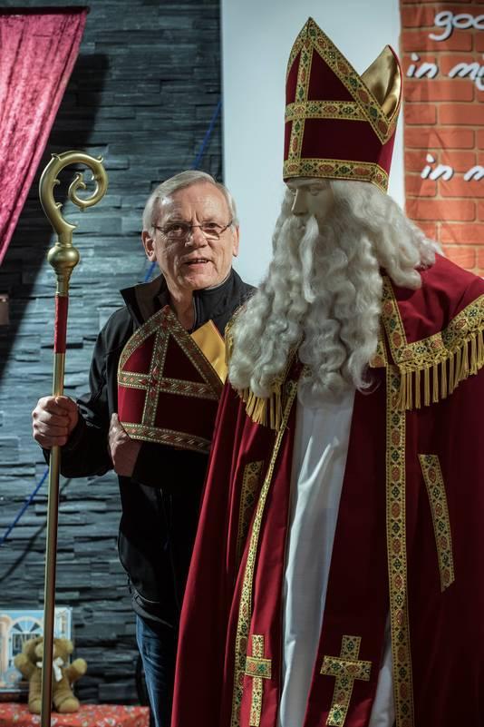 Sinterklaas dit jaar in Tiel