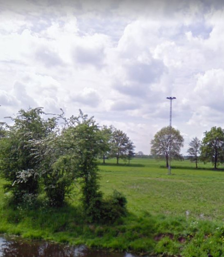 'IJsbaan 's zomers gebruiken als parking voor Kinderdijk'