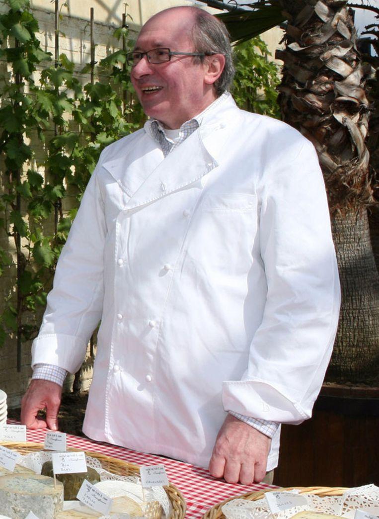 Chef Guy Van Cauteren, hier tijdens de Week van de Smaak in 2008.