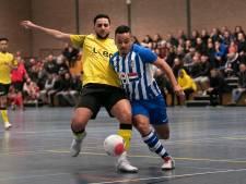 Zaalvoetballers FC Eindhoven revancheren zich tegen Texel'94