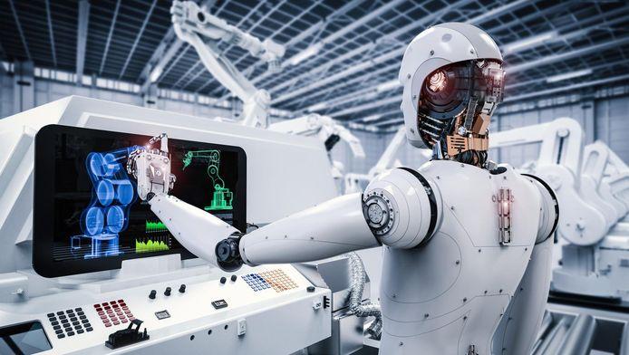 L'automatisation du travail menacerait 30% des emplois au milieu des années 2030.