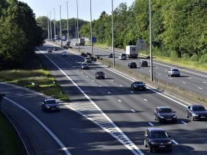 La portion flamande du Ring de Bruxelles réduite à 100km/h à partir du 1er septembre