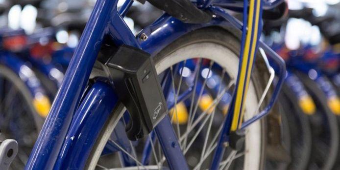 Met de ov-chipkaart kan je ook de ov-fiets in gebruik nemen