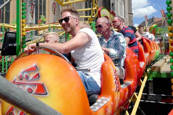 De gemeente Deventer hoopt nog steeds dat de Zomerkermis gewoon doorgaat dit jaar.