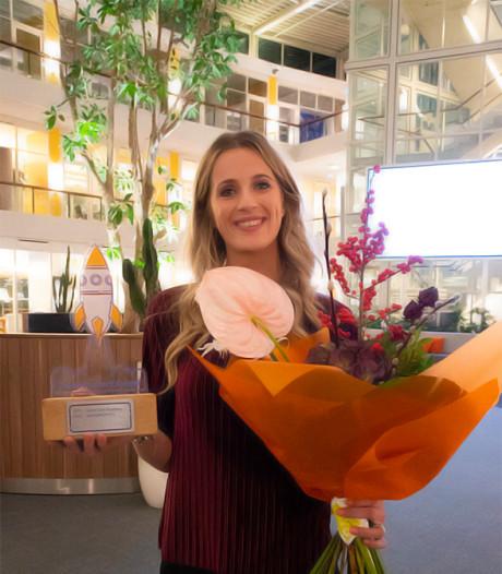 Weddingplanner uit De Lier wint Rabo Start Award