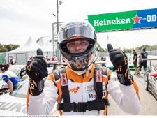 Boekeloër Larry ten Voorde: van autowasser tot Supercupkampioen